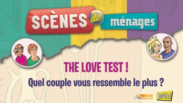 Scènes de Ménages - THE LOVE TEST